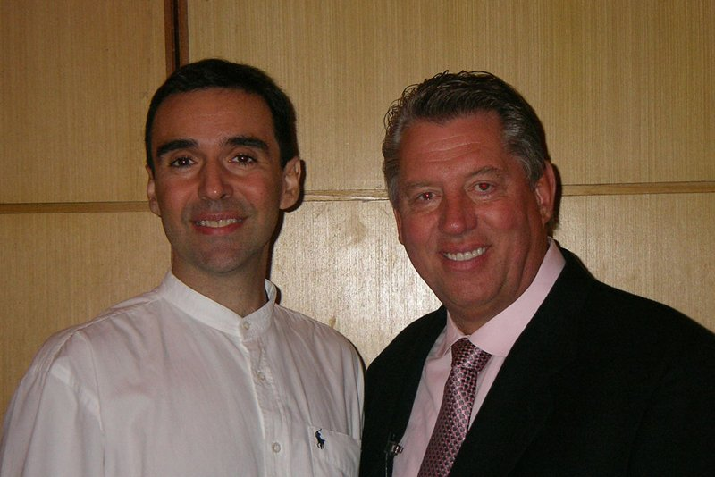 Arthur and John Maxwell